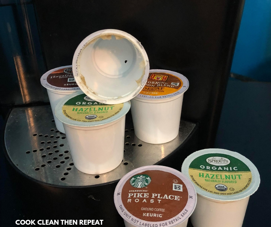 Have you always wondered what to do with your used K-Cups? Well, worry no more don't toss them in the trash you can reuse them for so many different fun and creative household projects.