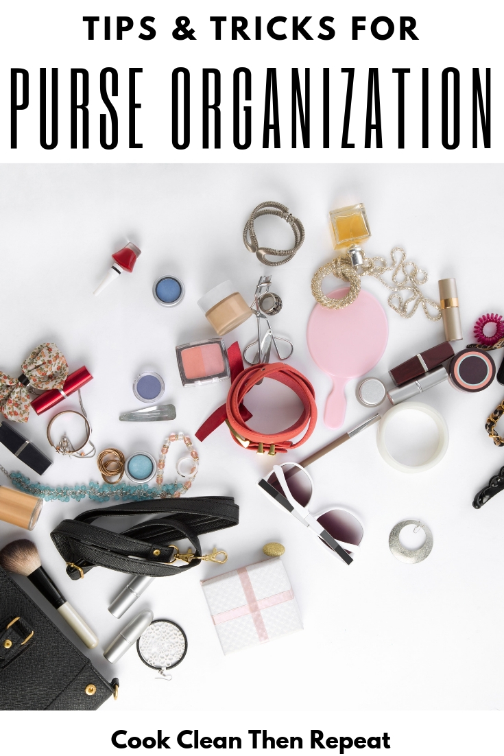 Any who carries a purse knows what it's like to be searching for something important and it's always just slightly out of reach. With these purse organization tips you can transform your purse from a bottomless pit of despair into a perfectly neat place to store all of your on the go essentials.