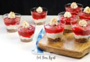 A featured image showing the finished dessert cups ready to be shared and enjoyed.