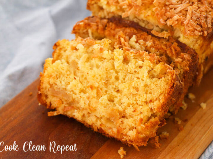 Easy Delicious Pineapple Cake Recipe Cook Clean Repeat
