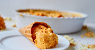 How To Make Pumpkin Pie Ice Cream