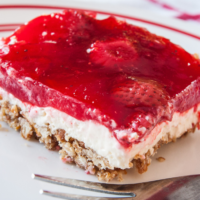featured image showing a jello desserts recipe ready to eat.
