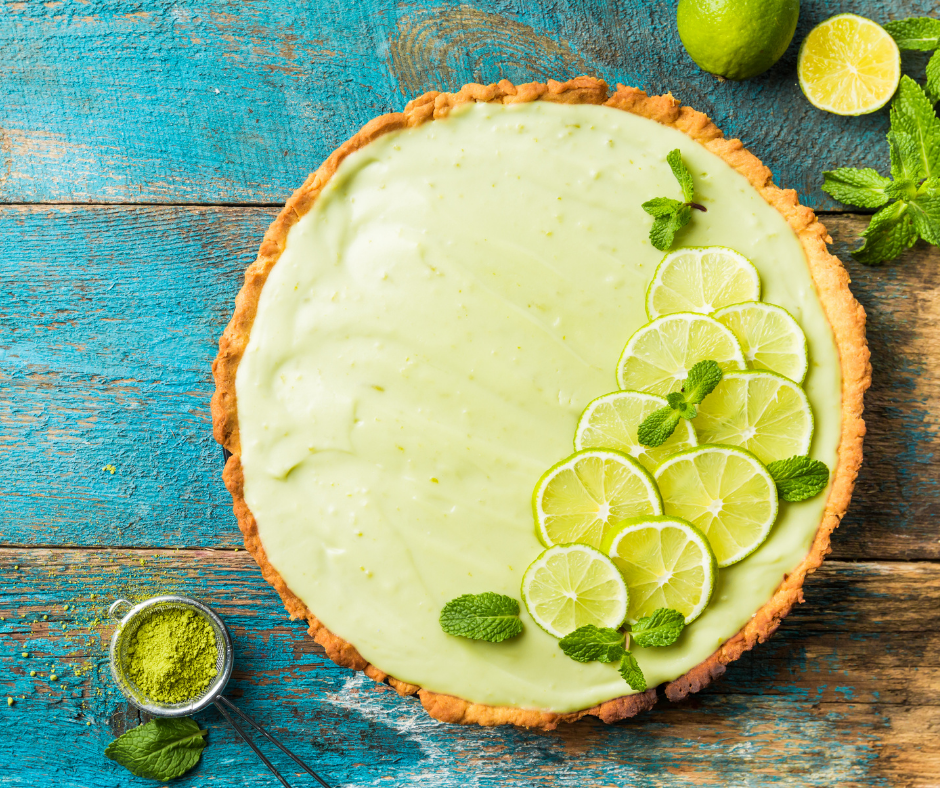 key lime pie desserts featured image