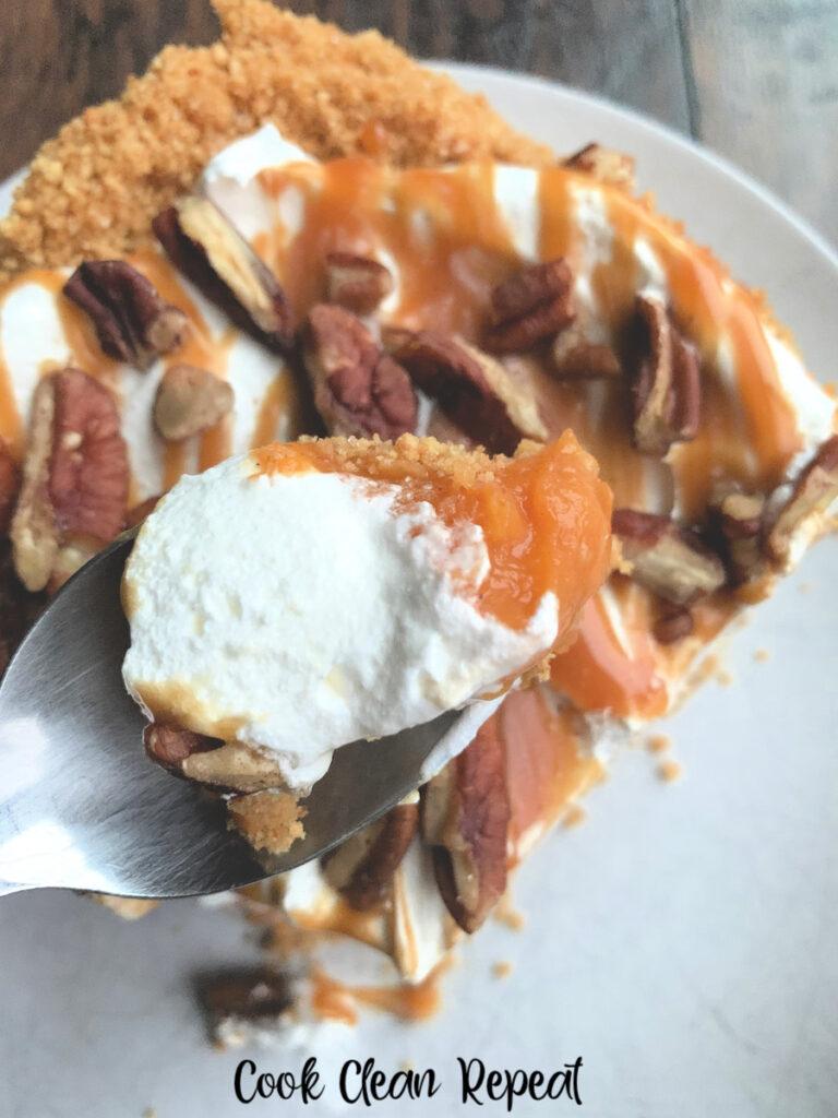 no bake pumpkin dessert recipe