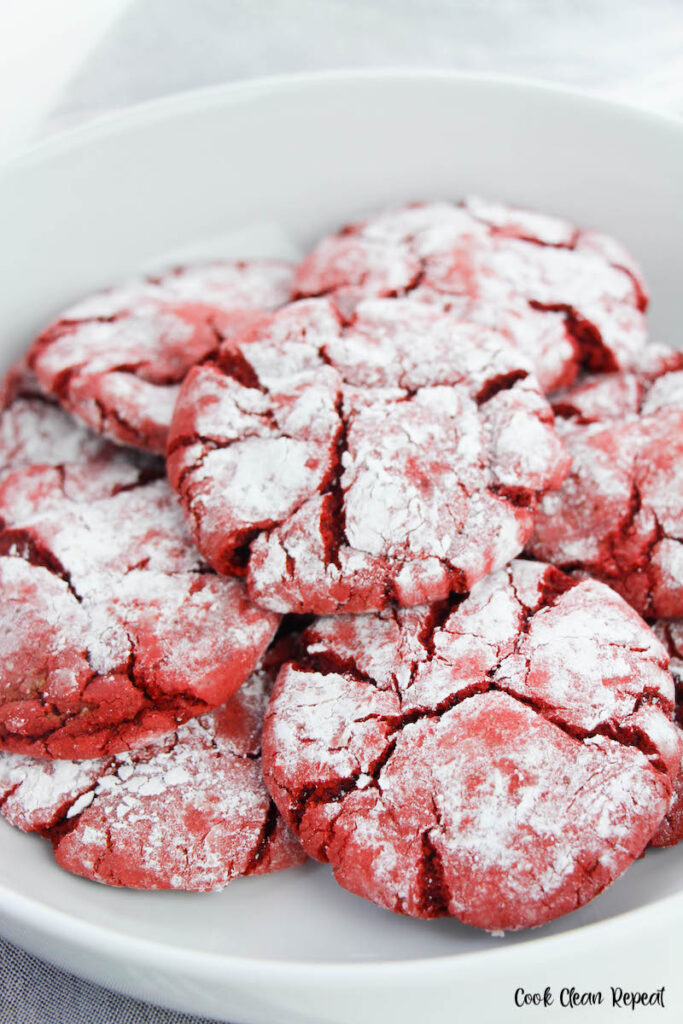 a look at the delicious cookies ready to eat.